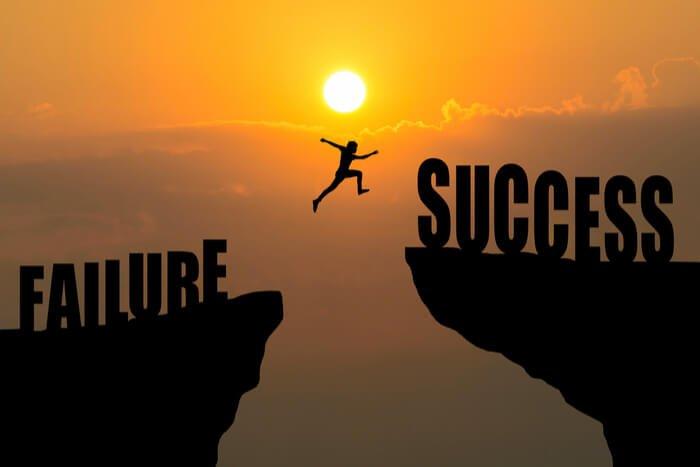 אימון אישי עבור כישלון